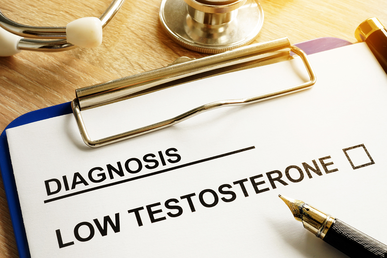 What is Low Testosterone Therapy? background image