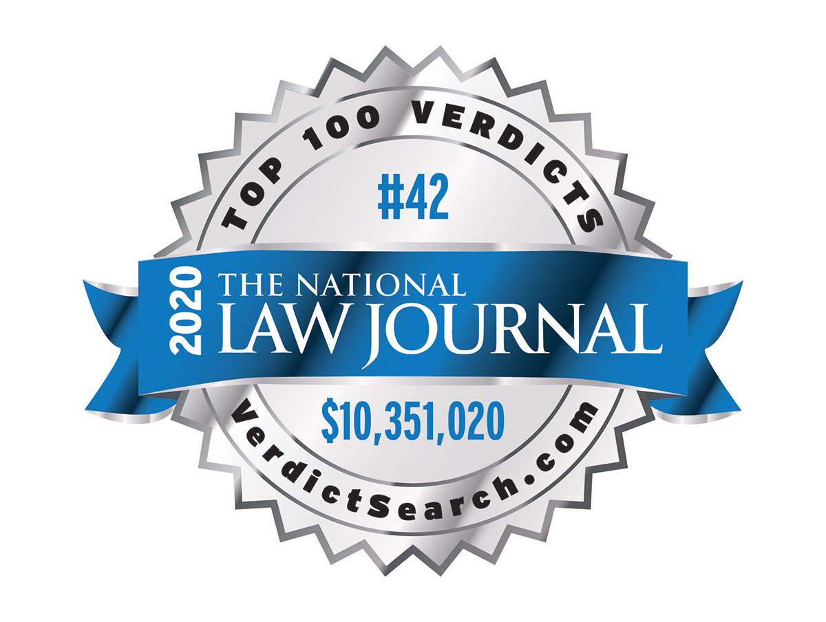 Top 100 Verdicts List for 2020